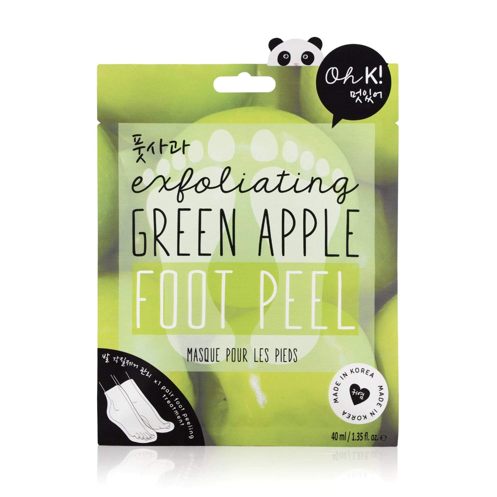 Green Apple Foot Peel