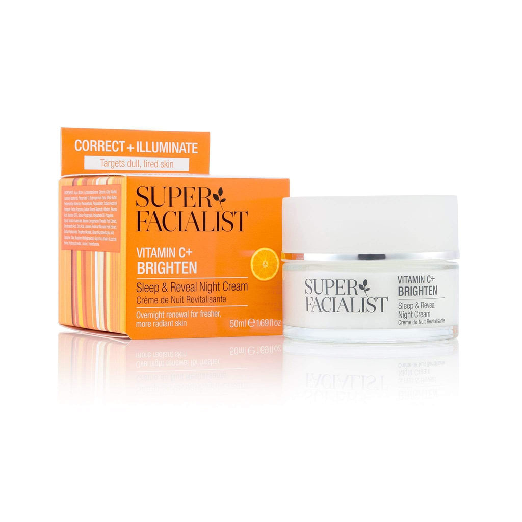 Vitamin C Sleep & Reveal Cream