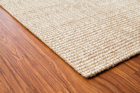 Desert Willow Wool and Jute Area Rug