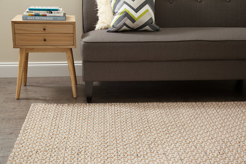 SaraLee Jute and Wool Rug