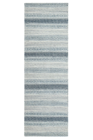 Hazel Hoo Cotton & Jute Rug Runner