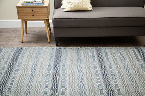 Hazel Hoo Cotton & Jute Rug