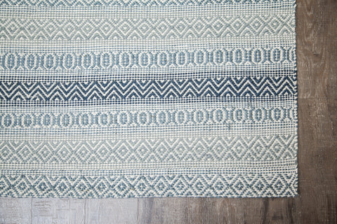 Hazel Hoo Cotton & Jute Rug Weave Pattern