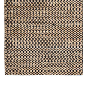 Apiary Jute and Cotton Rug