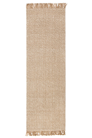 Sparrow Jute & Wool Rug Runner