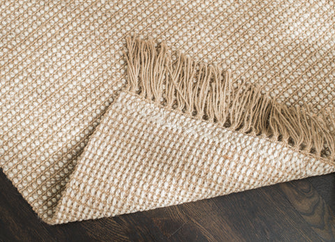 Sparrow Jute & Wool Rug Backing