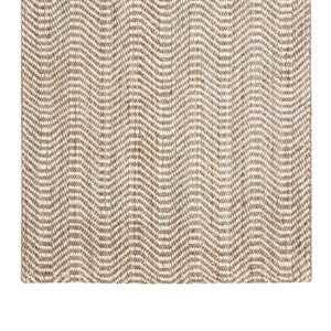 5' x 8' Dusty Waves Jute Rug