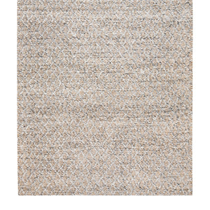 5' x 8' Marbled Dove Jute & Wool Rug