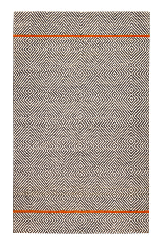 Koda Jute and Cotton Blend Area Rug