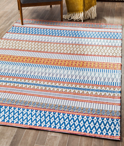 Rhapsody Cotton Area Rug