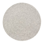 Valais Wool & Cotton 6' Round Area Rug