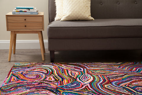 Carnival Cotton Rug