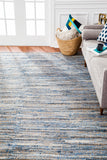 Fancy Pants Denim and Jute Area Rug