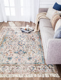 Yasmin Distressed Area Rug