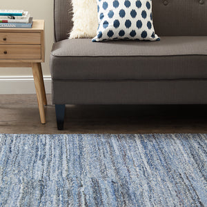 Blue Jean Baby Cotton Rug