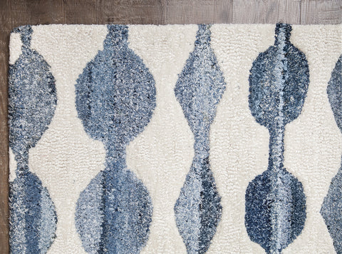 IndiGoGo Cotton Rug