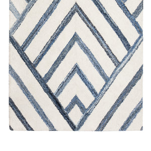 Twin Peaks Cotton Rug