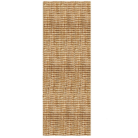2.5' x 8' Andes Natural Jute Rug