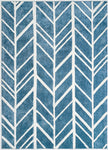 9' x 12' Pacific Tide Bamboo Viscose Area Rug