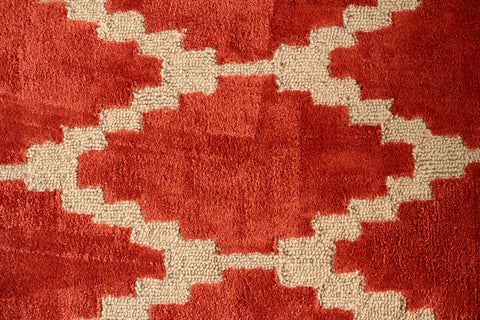 Aurora Dawn Jute & Bamboo Area Rug Weave Close Up