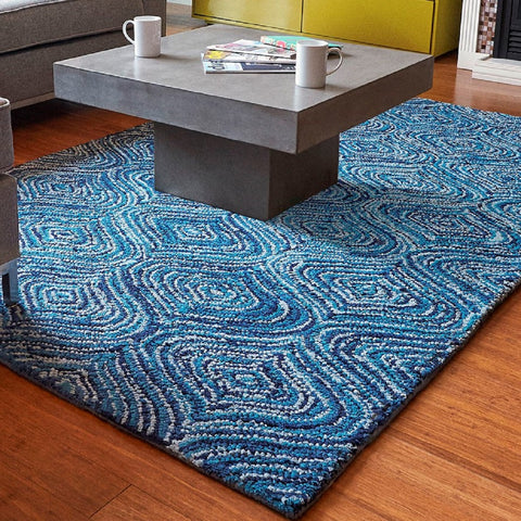Splashy Sophie Cotton Rug