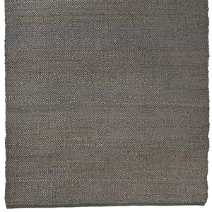 5' x 8' Savannah Dark Gray Jute Rug