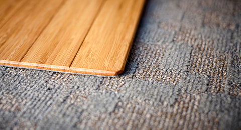 Natural Bamboo Chair Mat