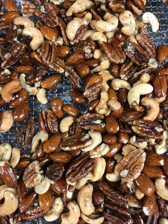 Cumin Spiced Party Nuts