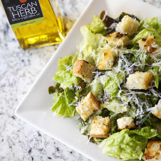 Tuscan Herb Croutons