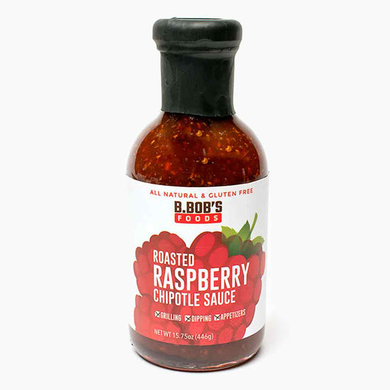 B.Bob's Roasted Raspberry Chipotle Sauce