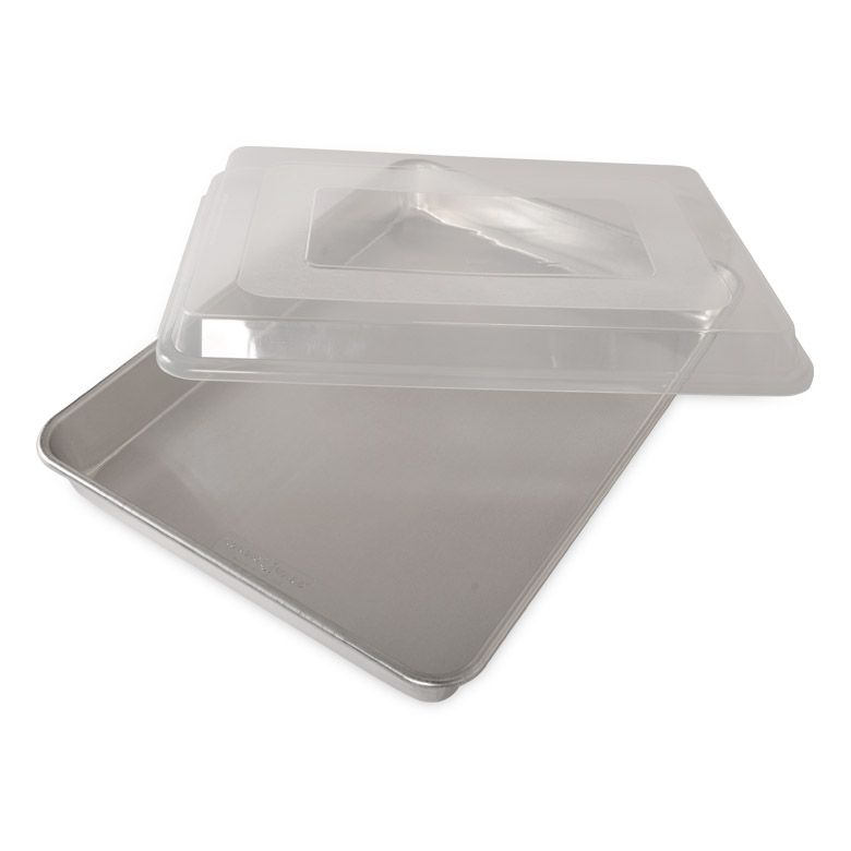 Nordicware - High Sided Sheet Cake Pan with Lid