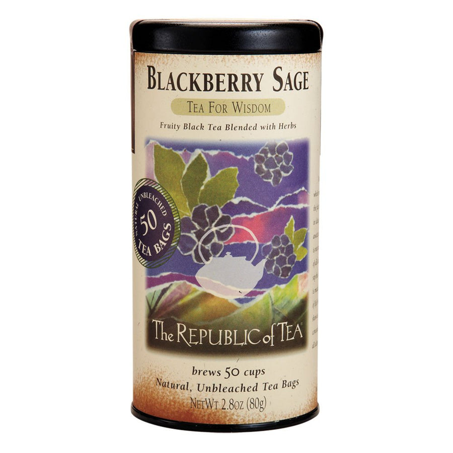 Blackberry Sage Tea Bags