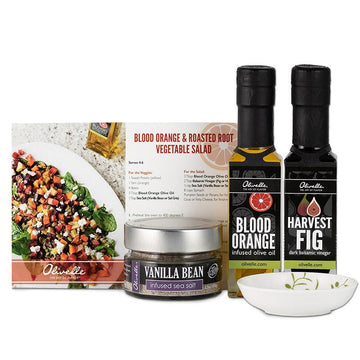 Blood Orange & Roasted Root Vegetable Salad Gift Set