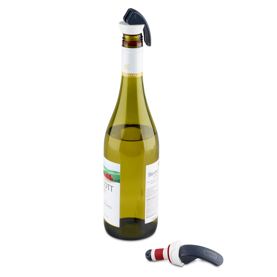 Zyliss Bottle Stoppers - Grey