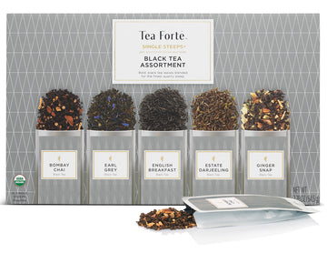 Single Steeps - Black Tea Assortments