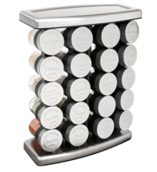 Olde Thompson - 20 Jar Spice Rack