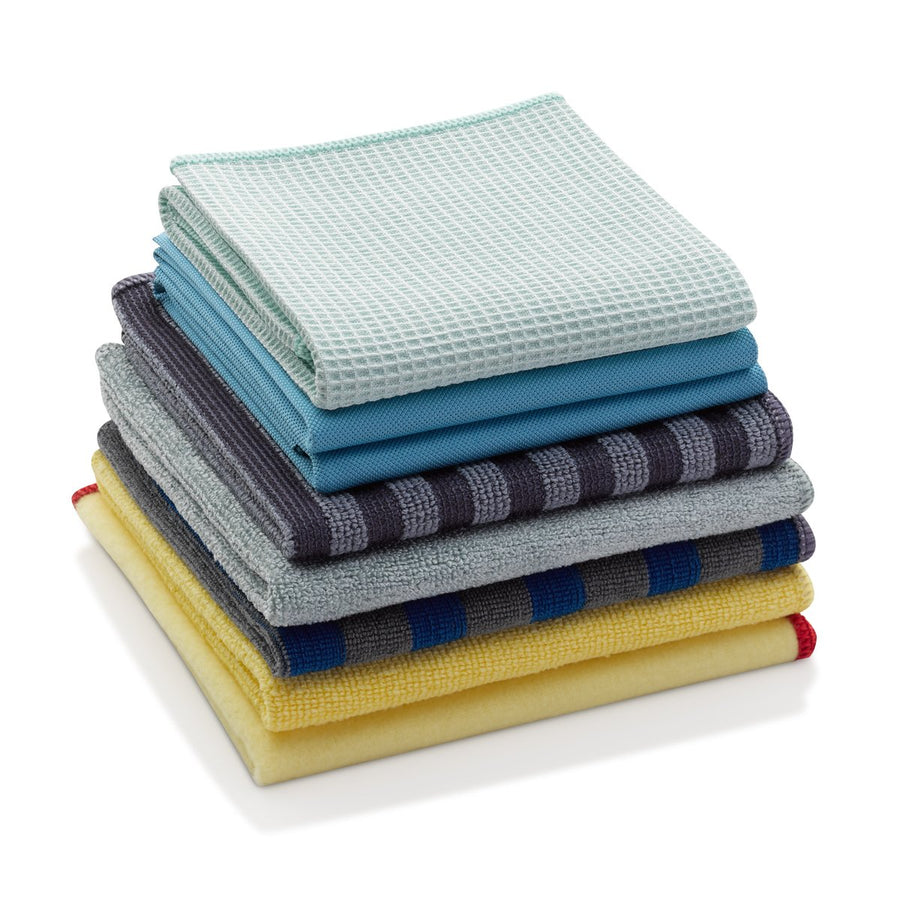 E-Cloth Home Cleaning - 8 Cloths
