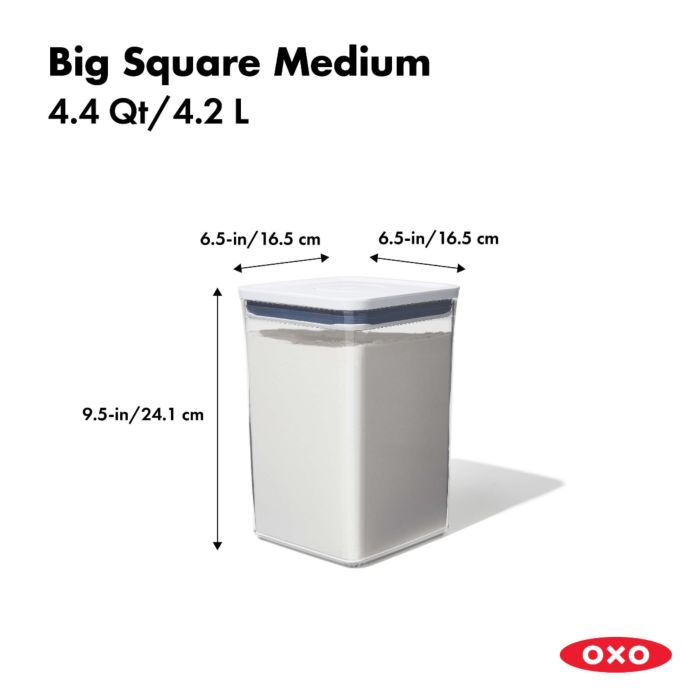 OXO - Pop Container 4.4qt