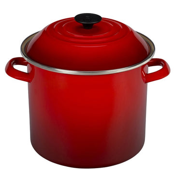10 qt Stockpot - Red
