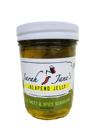 Sarah Jane's Jalapeno Jelly