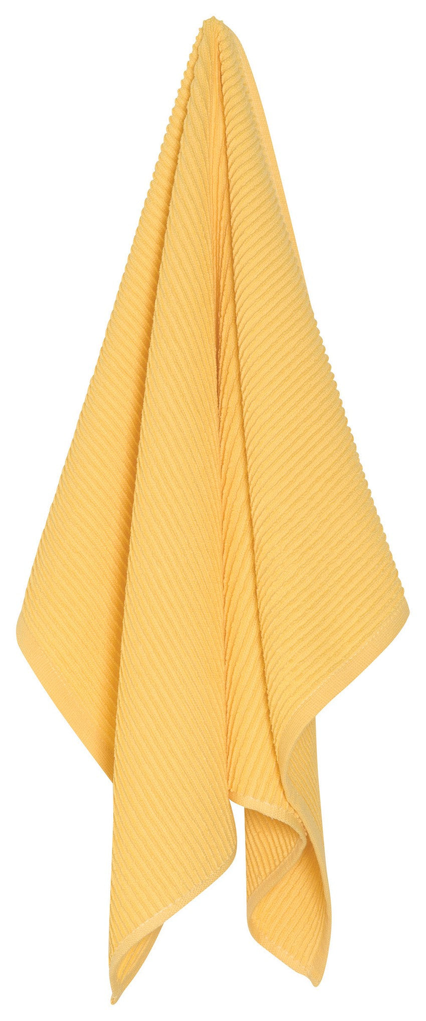 Ripple Dishtowel - Lemon