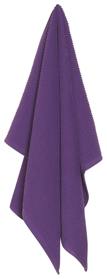 Ripple Dishtowel - Prince Purple