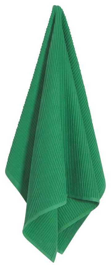 Ripple Dishtowel - Green