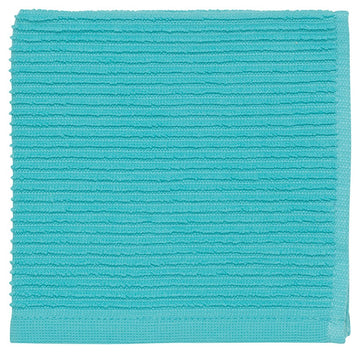 Ripple Dishcloths - Bali Blue