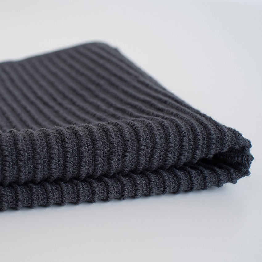 Ripple Dishcloths - Black
