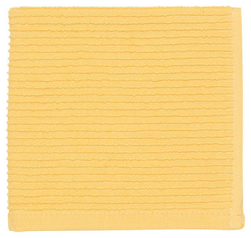 Ripple Dishcloths - Lemon