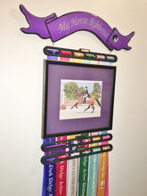 Load image into Gallery viewer, My Horse Ribbons PURPLE