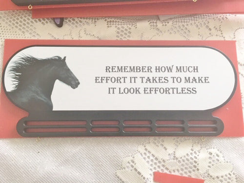 Remember how much effort it take to make it look effortless