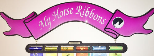 My Horse Ribbons PINK