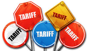 Tariff Fee for